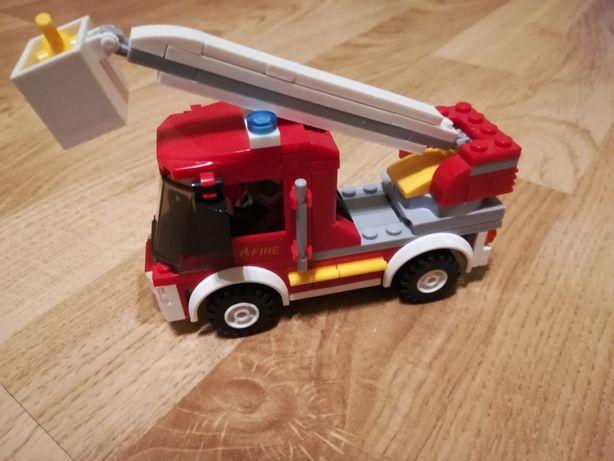 Wóz strażacki lego Town