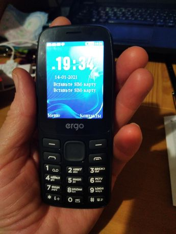 Телефон     ERGO B241