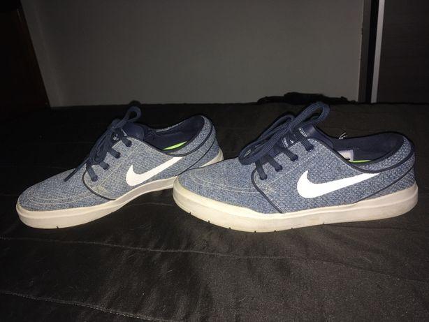 Nike SB Janoski (azuis claro, em otimo estado)