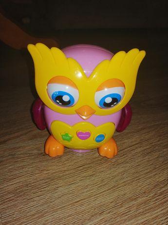 Zabawka mądra sowa