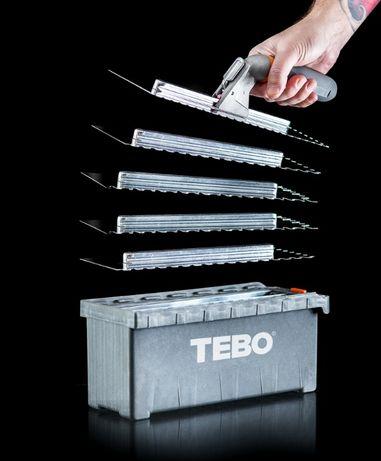 TEBO SwitchSystem Profesjonalny zestaw glazurniczy