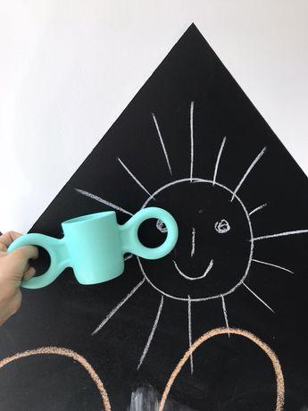 Детская чашка с ручками Dombo Cup поильник непроливайка детский