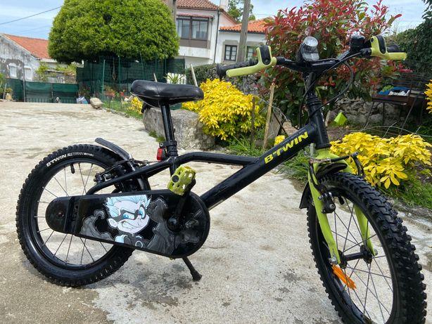 Bicicleta roda 16