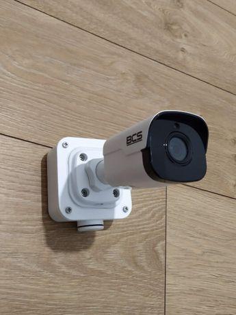 Kamera IP 2Mpx BCS-P-4121R + puszka montażowa BCS-P-A71