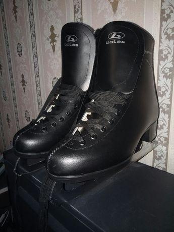 Коньки Botas Dagmar (черные)