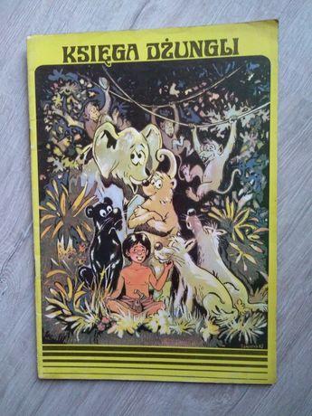 Księga Dżungli. Komiks