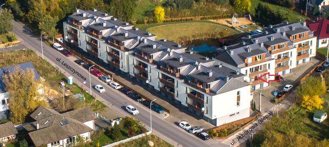 Mieszkanie 64m2 + garaż indywidualny 33m2 - Gdańsk Jasień