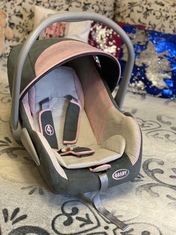 Переноска автокресло для новорожденных 4BABY