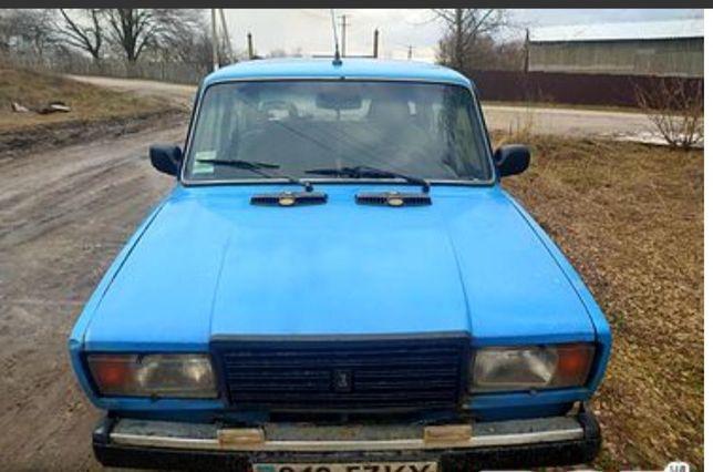 Продам ВАЗ 2107  1987 року