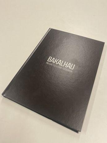 Livro de Arte de capa dura Bakalhau - Bacalhau