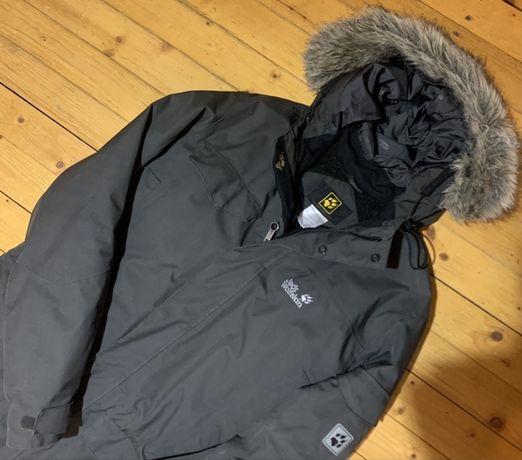 Куртка Парка Jack Wolfskin Mens Fairbanks Parka , adidas , nike tech