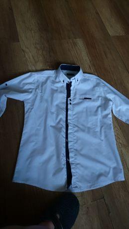 Біла рубашка для хлопчика .