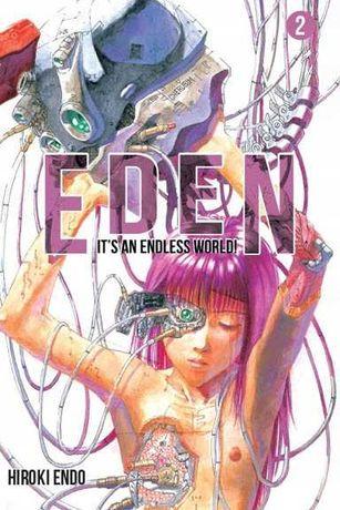 Eden - Tom 2 - Hiroki Endo - opr.miękka - NOWOŚĆ!!!