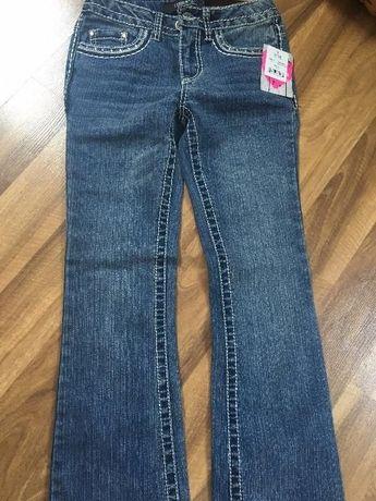 NOWE spodnie dżinsowe (bootcut) na 12 lat