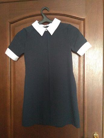 Платье школьное на 7-8класс
