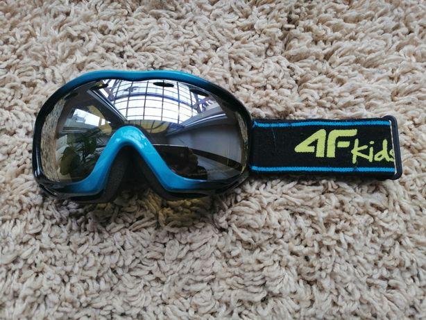 Gogle narciarskie 4F kids