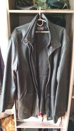 Кожаная мужская куртка Alt (Aolitai fashion)