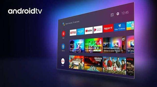 Telewizor Philips LED 4K UHD Android 58PUS8505 YouTube Netflix
