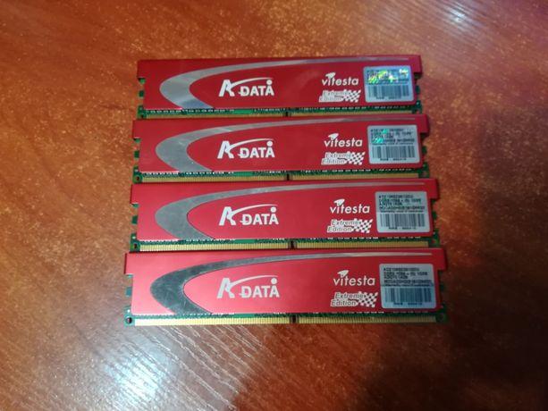 A-Data Vitesta Extreme Edition DDR2 1066+ 4GB (4x1GB)
