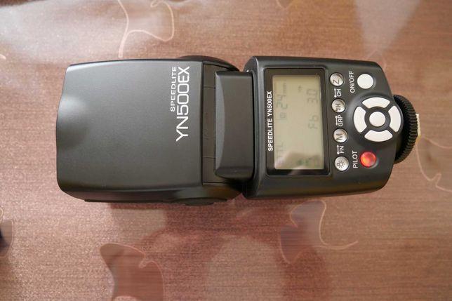 Lampa błyskowa TTL YOUNGUNO YN500EX do Canon