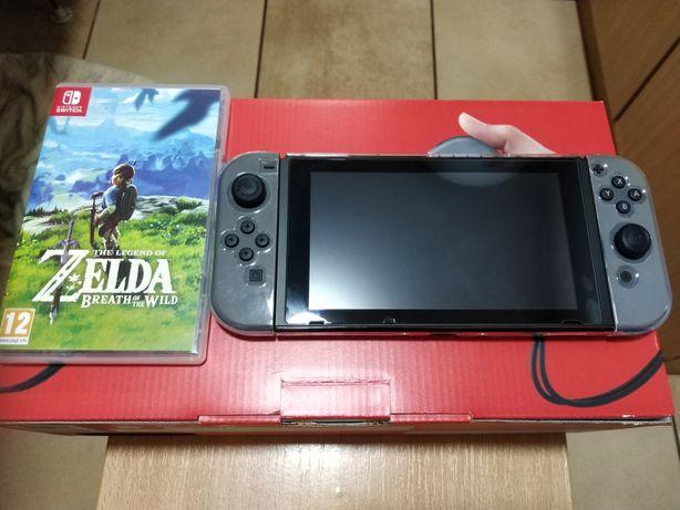 Nintendo switch v2 2020 GWARANCJA
