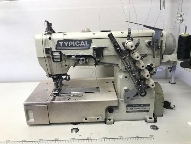 Распошивальная машина с обрезкой розпошивалка Typical GK32500-1356 D