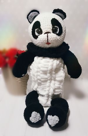 Игрушка пижамница панда мишка