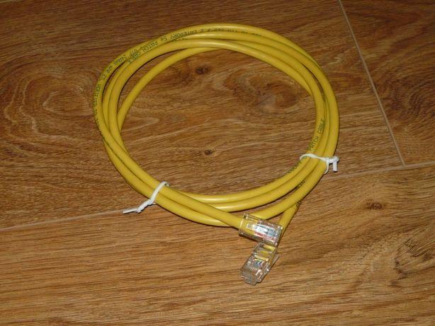 Kabel internetowy Lan internetowy laptop komputer tv