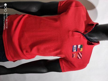 Стильная брендовая мужская футболка поло Paul Shark