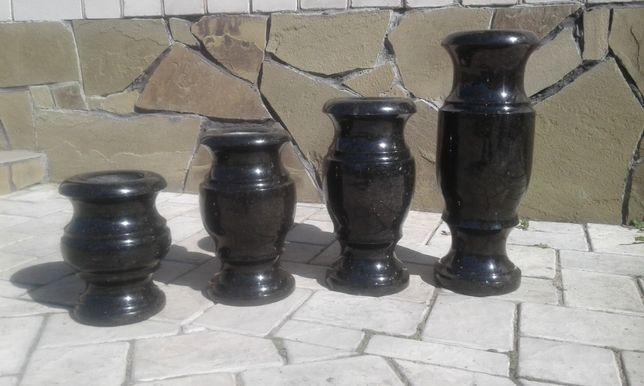 Ваза из гранита, гранитная ваза, ваза на кладбище, гранит.