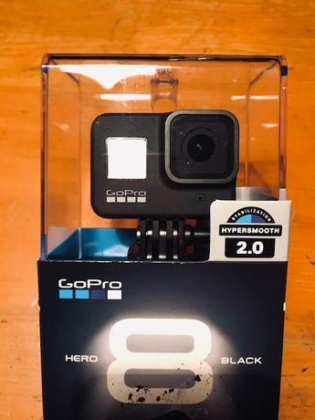 GoPro Hero 8 Black używana podczas jednego wypadu do zoo