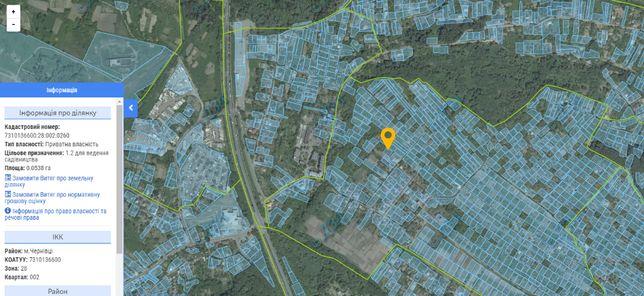 Продам земельну ділянку, можливо під будівництво, Чернівці, земля