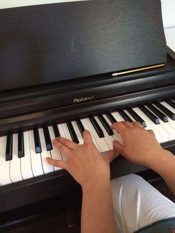 Aulas de piano e canto Solfejo e Formação Musical