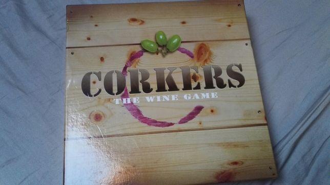 Nowa gra o winie Corkers the wine game z Anglii