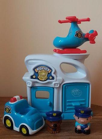 Игровой набор Полицейский участок Grow & Play sainsbury's