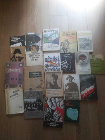 Stare książki historyczne