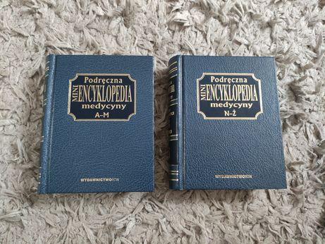 Podręczna mini encyklopedia medycyny, 2 tomy