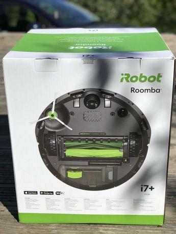 IROBOT ROOMBA I7+ nowy nie używany