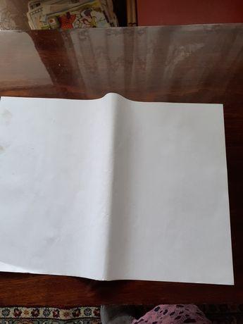 Бумага в листах писчая