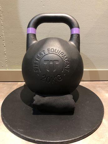 Kettlebell 20kg Fittest Equipment