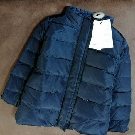 Куртка пуховик для девочки,  92 розмер
