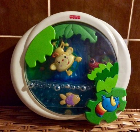 Ночник нічник Fisher price
