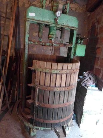Prensa de vinho hidráulica 100x190
