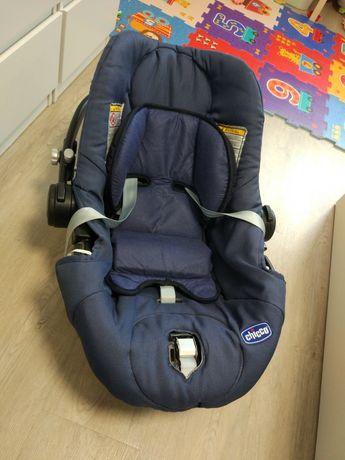 Автокресло 0-13 кг для новорожденных Chicco автолюлька переноска