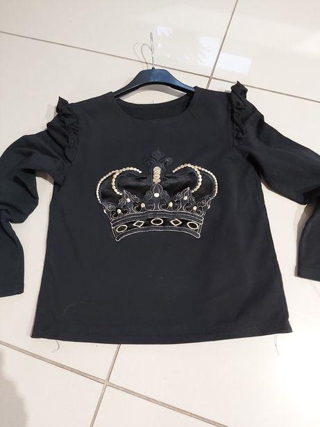 Bluzeczka rozmiar 134