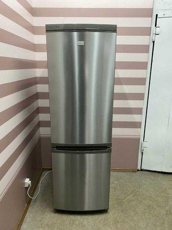 Холодильник Zanussi ZRB634FX  в отличном состоянии
