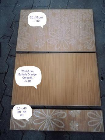 Płytki terakota glazura gres - różne wzory