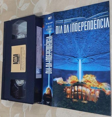 5 Cassetes VHS originais