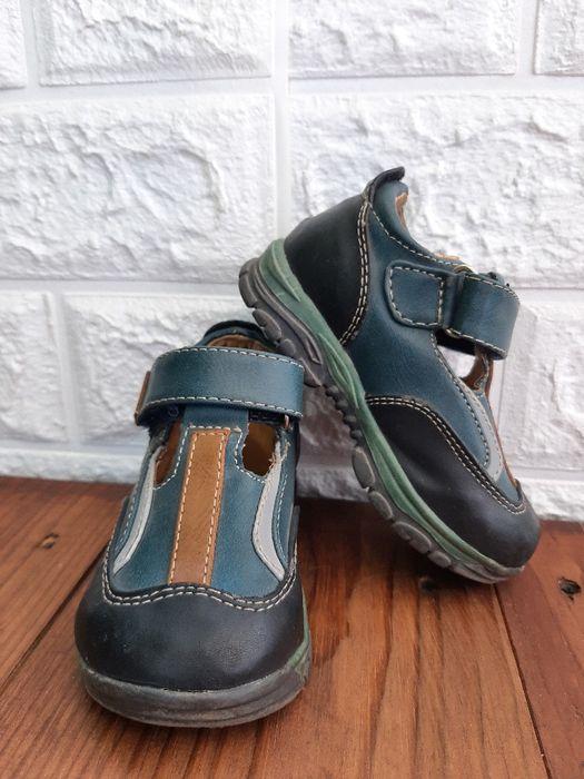 Туфли сандалии 19 размер Днепр - изображение 1
