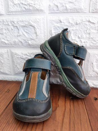 Туфли сандалии 19 размер